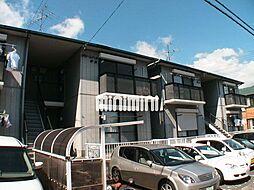 グリーンパル幸 B[1階]の外観