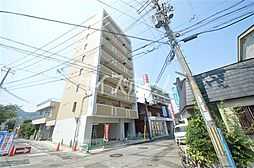 兵庫県神戸市長田区長田町2の賃貸マンションの外観