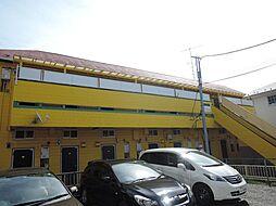 パルーム金ヶ作[1階]の外観
