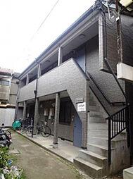 大阪府守口市寺方元町1丁目の賃貸アパートの外観