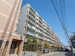 7階南東角部屋 56.06m2のルーフバルコニーのある住戸