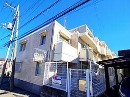 千葉県船橋市駿河台2丁目の賃貸マンションの外観