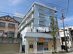 愛知県名古屋市名東区平和が丘3丁目の賃貸マンションの外観