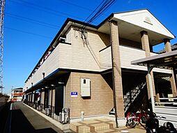 南海高野線 滝谷駅 徒歩12分の賃貸アパート