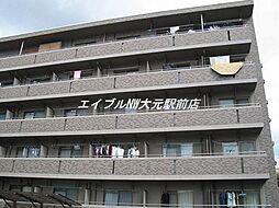 パルトネール東古松[2階]の外観