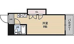 ピア土江PART2[211号室]の間取り