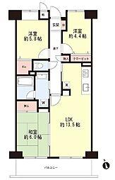 クレスト流山 305号室
