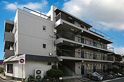 山崎第6マンション[201a号室]の外観