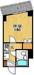ベイステートYASUMA[8階]の間取り