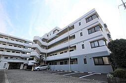 プラザ696[4階]の外観