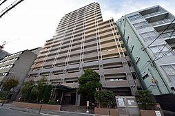 ディアステージ江坂G-TOWER[2階]の外観