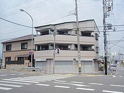 大阪府茨木市宿久庄3丁目の賃貸マンションの外観