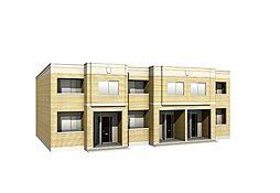 コーポルミナス[1階]の外観