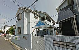 千葉県流山市江戸川台西1丁目の賃貸アパートの外観