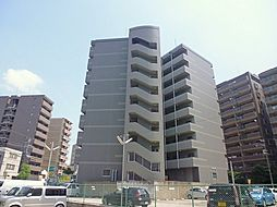 グリーンプラザ新梅田[8階]の外観