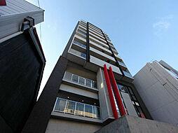 スクエア・アパートメント[5階]の外観