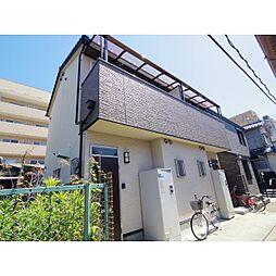 [テラスハウス] 奈良県奈良市大宮町1丁目 の賃貸【/】の外観