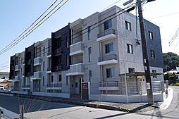 プレステージ穂波東[1階]の外観