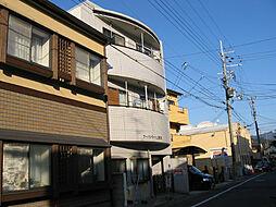 ナ・トゥール上賀茂[3階]の外観