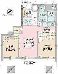 パークシティ武蔵小杉ザ・グランドウイングタワー