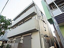 ルピナスA[1階]の外観