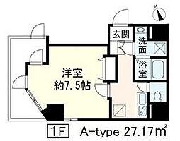 ブリヤン諏訪台(スワダイ)[1階]の間取り