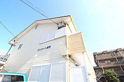 サンコート湘南[1階]の外観
