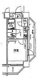 グランリーヴェル横濱ポートシティ[3階]の間取り