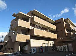 兵庫県明石市二見町西二見駅前の賃貸マンションの外観