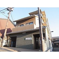 奈良県奈良市東木辻町の賃貸マンションの外観