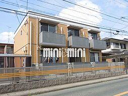 プランドール富塚[1階]の外観