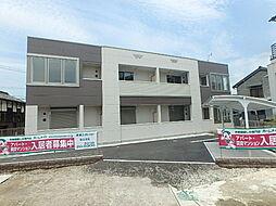 大阪府泉大津市清水町の賃貸アパートの外観