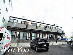 兵庫県神戸市灘区岩屋中町4丁目の賃貸アパートの外観