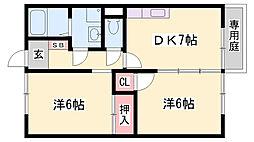 尾上の松駅 4.7万円