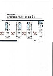 PHOENIX[1階]の間取り