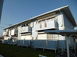 グリーンプラザI[1階]の外観