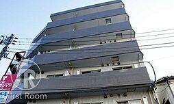 東京都大田区矢口1丁目の賃貸マンションの外観