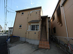 リブレア豊B棟[1階]の外観