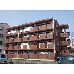 福岡県久留米市東合川の賃貸マンションの外観