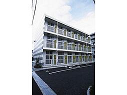 兵庫県尼崎市浜2丁目の賃貸マンションの外観
