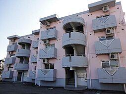 山梨県甲府市古上条町の賃貸マンションの外観