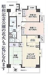 西立川 昭島東町 ステイツ西立川昭和記念公園