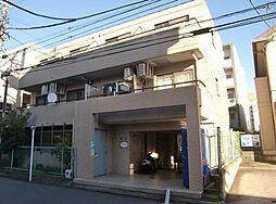 リーヴェルステージ綱島Rio[1階]の外観