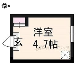 今出川駅 1.5万円