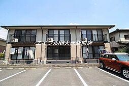 岡山県岡山市南区泉田1丁目の賃貸アパートの外観