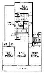 3LDK「コート久我山」久我山Selection