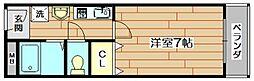グラン・シャリオ双葉[3階]の間取り