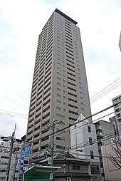 リーガルタワー大阪[17階]の外観