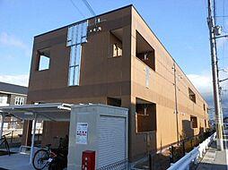 滋賀県彦根市小泉町893-1の賃貸アパートの外観