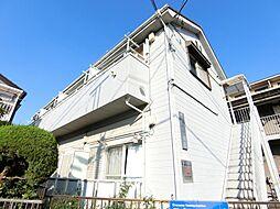 ミシマ壱番館[202号室]の外観